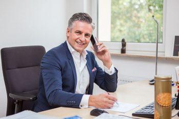 Business Porträt für Prinz Consulting